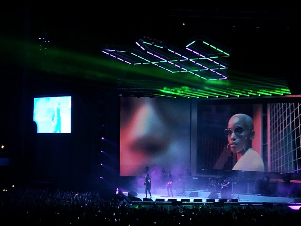 Richie-Campbell-palco-altice-arena
