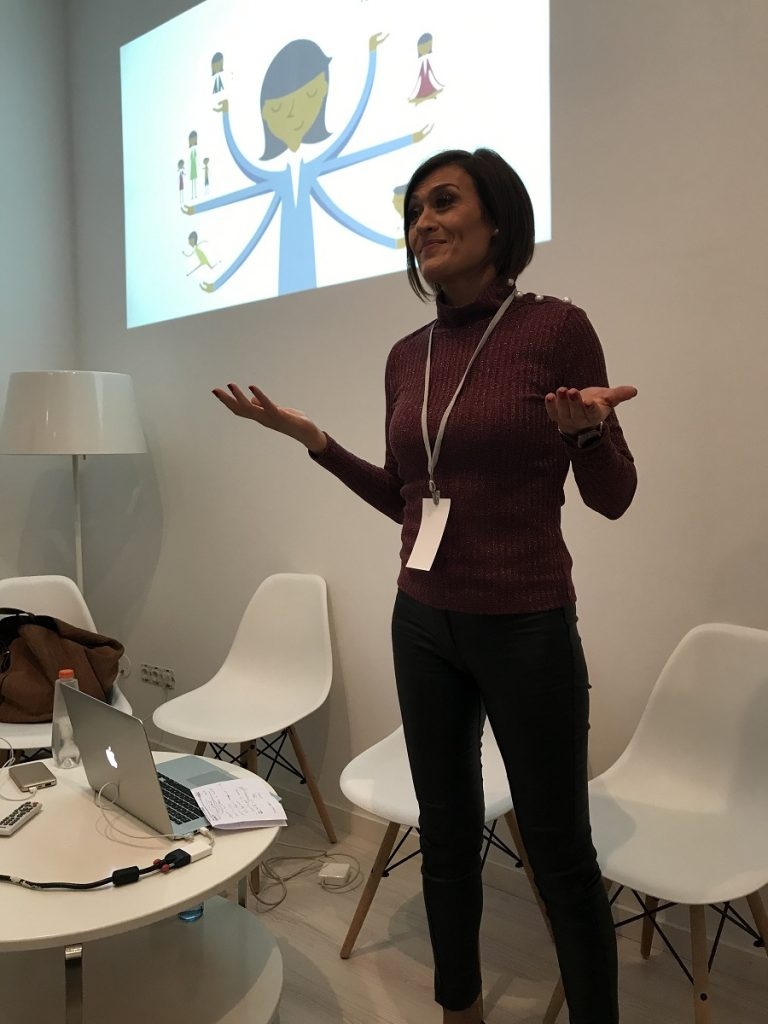 Fátima Lopes, Blogging for a Cause, 2018