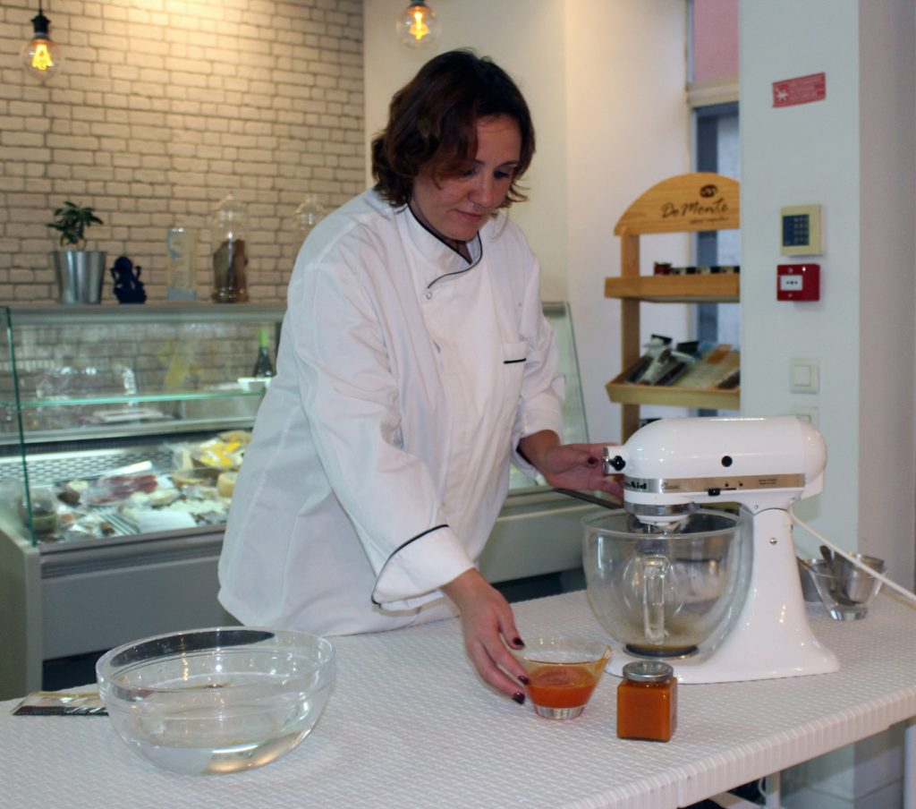 Showcooking, open day do armazém