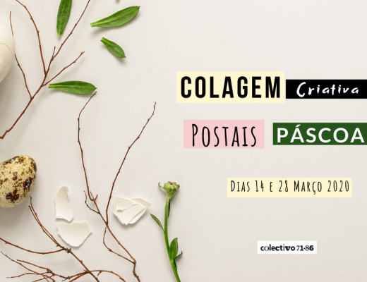 Workshop de colagens